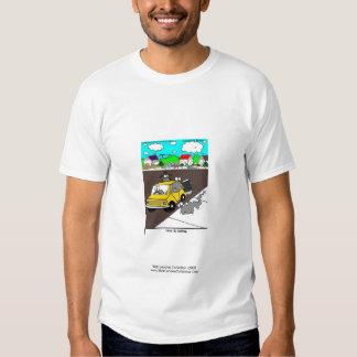 """La camiseta """"impulsión de los hombres de la playera"""