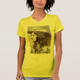 ¡La camiseta inadecuada e imprudente!