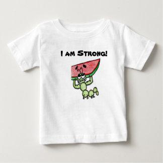 La camiseta inspirada fuerte de Caterpillar Camisas