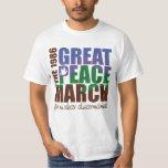 la camiseta ligera de los hombres 86HPMMLWT Playera