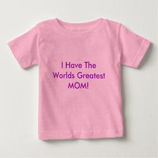 La camiseta más grande de la mamá de los mundos camisas