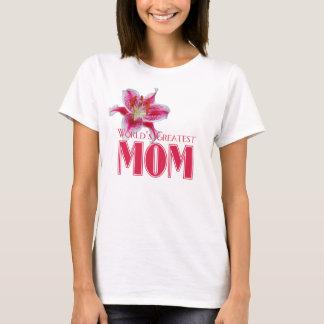 La camiseta más grande del Stargazer de la mamá