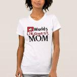 La camiseta más okayest de las señoras del humor d