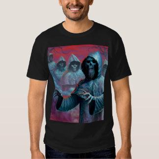 La camiseta muerta ciega poleras