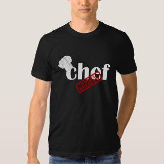 La camiseta negra para hombre más grande de los playera