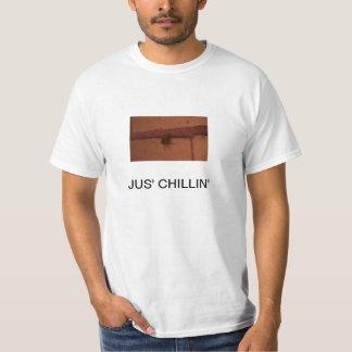 La camiseta oficial de la fan de la excursión de playera