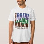 la camiseta orgánica de los hombres 86GPMMOT Polera