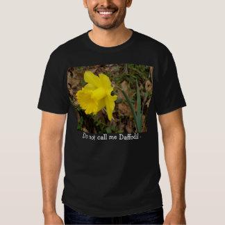 La camiseta para hombre de Jonquil de la primavera Polera