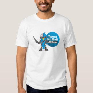 La camiseta para hombre de Tweetinator Poleras