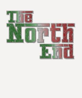 La camiseta para mujer del raglán de North End Camisas