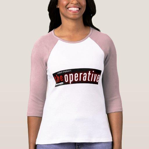 La camiseta para mujer operativa