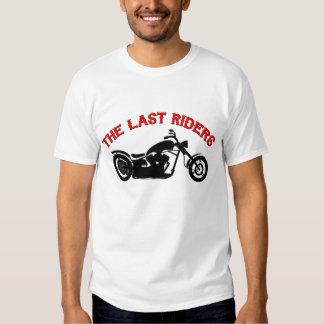La camiseta pasada de los jinetes en blanco/rojo camisas