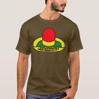 La Camiseta-TOS de Alrohumbertotito Playera