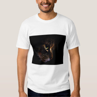 La camiseta VIVA del edun del gato Playera