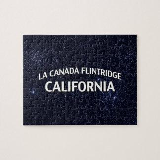 La Canada Flintridge California Puzzles