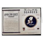 La canción de las ingenieros des infanteria de mar felicitaciones