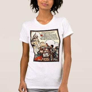 La canción del bugle camisetas