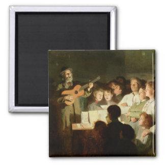 La canción Seller, 1903 Imán Para Frigorífico