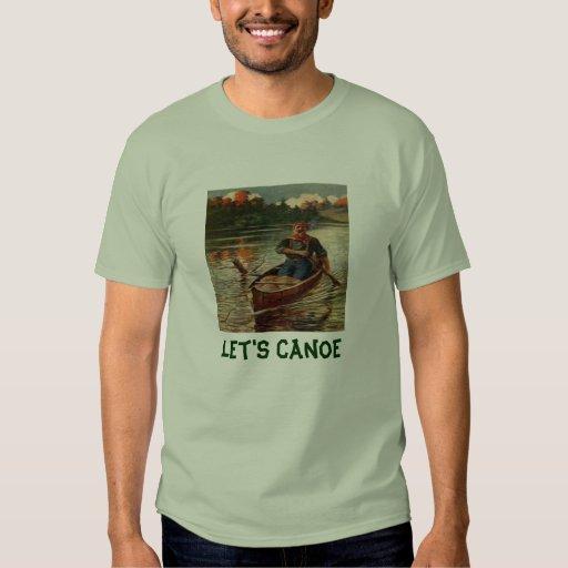 La canoa de Ruggard, nos dejó Canoe Remeras