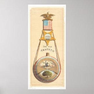La cantina vieja (1248A) Poster