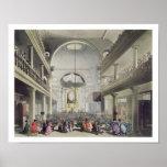 La capilla católica, campos del mesón de Lincolns, Posters