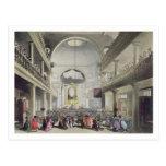 La capilla católica, campos del mesón de Lincolns, Tarjetas Postales