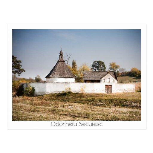 La capilla de Jesús Tarjeta Postal