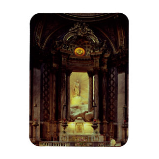 La capilla de la Virgen, 1770's (foto) Imán Flexible