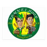 La capilla de Romney reduce déficits Tarjeta Postal