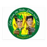 La capilla de Romney toma de la deuda Postal