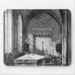 La capilla mortuoria en la iglesia de St Mary Alfombrilla De Ratones