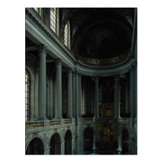La capilla real, palacio de Versalles, Francia, 16 Postales