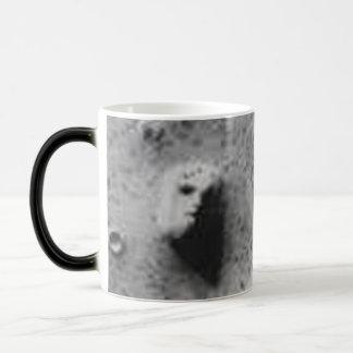 La CARA en MARS-_-Cydonia Mensae Tazas De Café