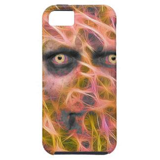 la cara iPhone 5 funda