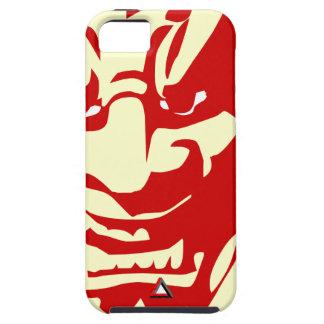 """""""La cara"""". iPhone 5 Carcasa"""