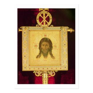 La cara santa 1249 el panel tarjeta postal