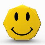La cara sonriente original
