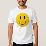 La cara sonriente original camisas