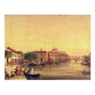 La carenadura, Bridgetown, Barbados, c.1848 Postal