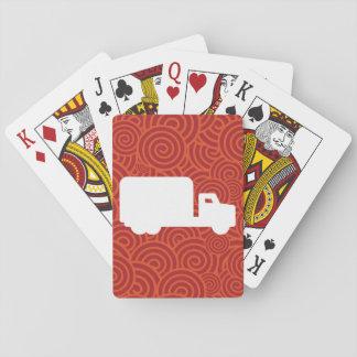 La carga acarrea el icono cartas de póquer
