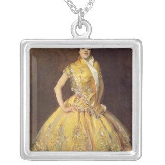 La Carmencita, 1890 Collar Plateado