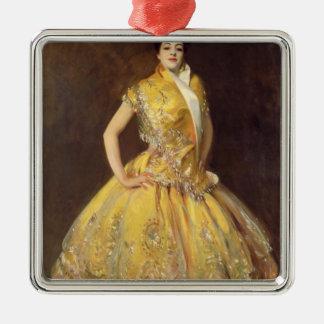 La Carmencita, 1890 Metal Ornament