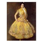 La Carmencita, 1890 Postales