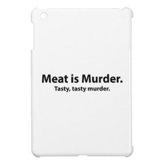 La carne es asesinato Asesinato sabroso sabroso