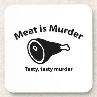 La carne es asesinato Asesinato sabroso sabroso Posavaso