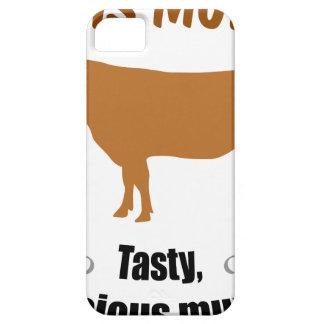 ¡La carne es asesinato! Funda Para iPhone SE/5/5s