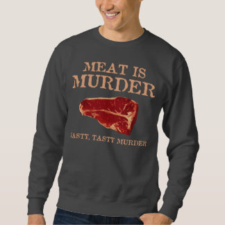La carne es asesinato sabroso jersey