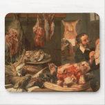 La carnicería alfombrilla de ratón