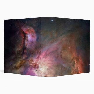 La carpeta de Avery de la nebulosa de Orión