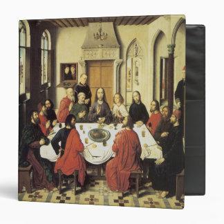 La carpeta de la última cena